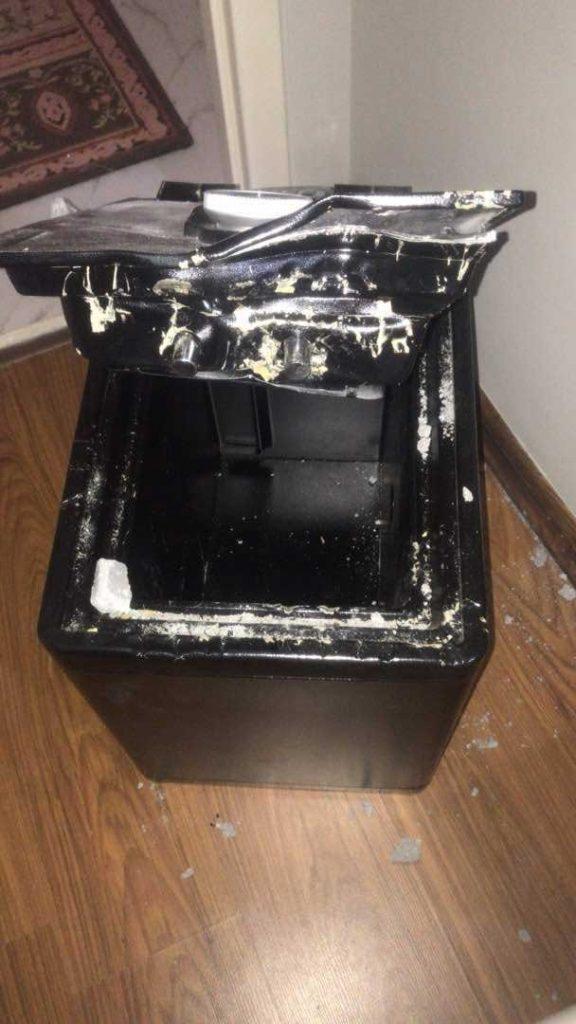 گاوصندوق خانگی
