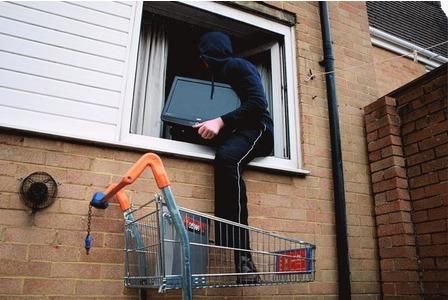 سرقت از گاوصندوق منازل